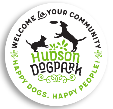 Hudson Dog Park Main Logo